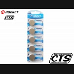 Bateria CR 2025 3V ROCKET (5szt.)